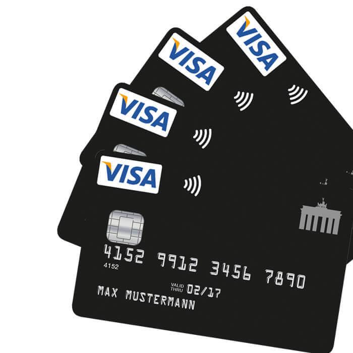 mit fremder kreditkarte online bezahlen