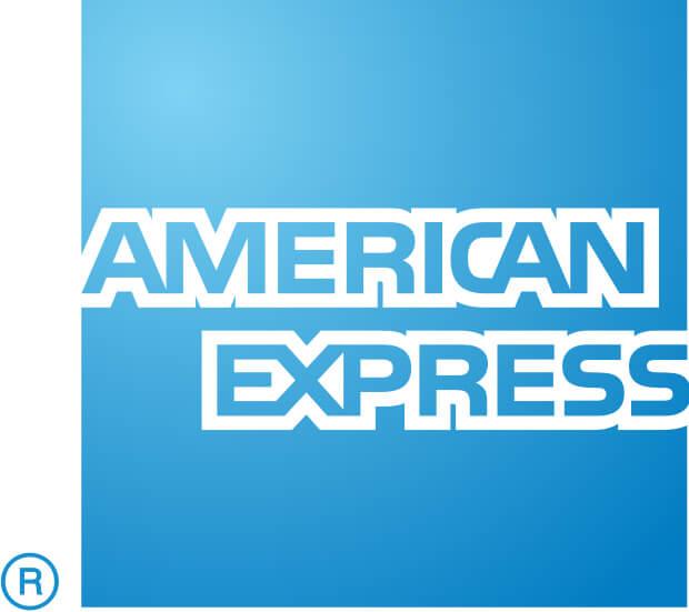 American Express Logo - Kreditkartengesellschaft